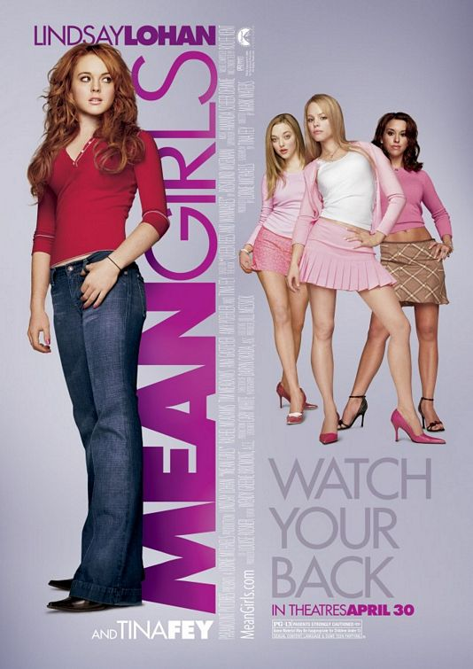 an analysis of the movie mean girls Movie review of 'mean girls and the good girl finding out that she's really much better at being good than mean the movie has a news & analysis.